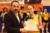 ATATÜRK - Anadolu Yıldızlar Ligi Voleybol Çeyrek Final Müsabakaları Sona Erdi