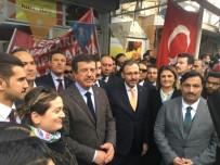 ALPAY ÖZALAN - Bakan Kasapoğlu, Roman Vatandaşlarla   Buluştu
