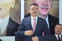 KAPATMA DAVASI - Bakan Pakdemirli Açıklaması 'CHP Ne Yazık Ki Ölü Bir Parti'