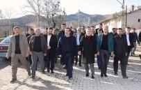 Başkan Atilla'dan Hazro İlçesine Ziyaret
