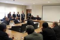 Başkan Kale Açıklaması 'İlçemiz Özlemle Beklediği Doğalgaza En Kısa Sürede Kavuşacak'