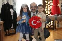 OKUL MÜDÜRÜ - Başkan Orhan'a Minik Sürpriz