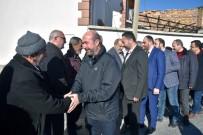 SOSYAL TESİS - Başkan Pekyatırmacı Mahalle Ziyaretlerine Devam Ediyor