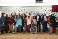 OKUL MÜDÜRÜ - Bisiklet Dağıtımları Devam Ediyor