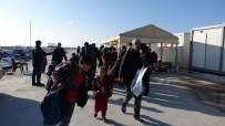SAHİL GÜVENLİK - Çanakkale'de 59 Mülteci Yakalandı