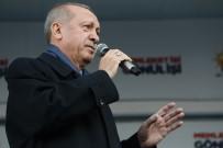 Cumhurbaşkanı Erdoğan Açıklaması 'Bu Hamlemizle Kazanan Millet, Kaybeden Fırsatçılar Oldu'