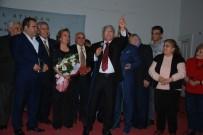 AHMET ÖZDEMIR - Dr. Halil Atılgan'ın 50. Sanat Yılı Kutlandı