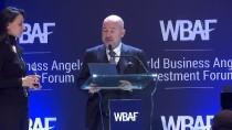 ALI TÜRKER - Dünya Melek Yatırım Forumu'nda AA'ya Ödül
