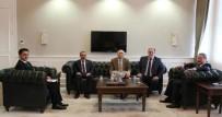 SAĞLıK BAKANı - (Düzeltme) AK Parti Vekilleri Bakan Yardımcısı Güven'le Görüştü