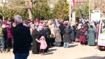 MEHMET İSPIROĞLU - Evinde Ölü Bulunan Polis Memuru Son Yolculuğa Uğurlandı