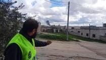 KİMYASAL SİLAH - Fetihder'den Bombardıman Altındaki Han Şeyhun'a Yardım