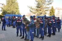 Jandarmadan Zehir Tacirlerine Şafak Baskını Açıklaması 8 Zanlı Adliyede