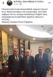 DEVLET BAHÇELİ - MHP İl Başkanı Arif Kılıç ; 'Fitnenin Belini Kırdık Adayımız Onur Köksal'