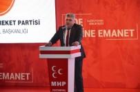 MHP İl Başkanlığı Cide Belediye Başkanı Adayını Tanıttı