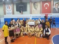DAMAT İBRAHİM PAŞA - Nevşehir Belediyesi Halk Oyunları Topluluğu 2 İl Birinciliği Kazandı