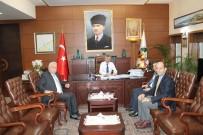 ZONGULDAK VALİSİ - Nüfus Ve Vatandaşlık İşleri Genel Müdürü Zonguldak'ta