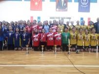 YEMLIHA - Okullar Arası Hentbol Yıldız Kızlar İl Birinciliği Tamamlandı