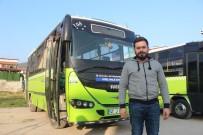 YOLCU TAŞIMACILIĞI - Otobüsteki Taciz Şüphelisini Döverek Karakola Telim Eden Şoför O Anları Anlattı