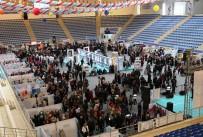 HALK EĞİTİM MERKEZİ - (Özel) 'Yeni Edremit Fuarı'nı 34 Bin Kişi Ziyaret Etti