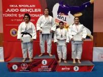 TÜRK BİRLİĞİ - Salihlili Judocu Türkiye Şampiyonu Oldu