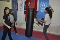 İNTERNET BAĞIMLILIĞI - Siverek'te Uzak Doğu Sporlarına Yoğun İlgi