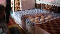 GÜNEYDOĞU ANADOLU - Soğuk Havada Sofralar Tandır Ekmeğiyle 'Isınıyor'