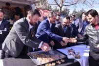AYHAN YıLMAZ - Türkiye Gaziler Ve Şehit Aileleri Vakfından Ayhan Yılmaz'a Destek