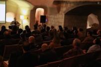 KAPADOKYA - Ünlü Ekonomist Alkin, Bezirhane'de Söyleşiye Katıldı