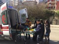 ATATÜRK - Yaşlı Kadın Asansör Boşluğunu Düştü