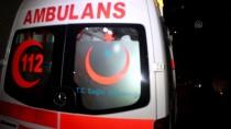 Adana'da Bir Kişi Tabancayla Ayağından Vuruldu