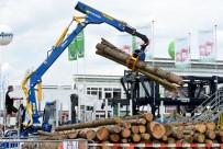 VİTRİN - Ağaç İşleme Endüstrisinde 50 Ülkeden Bin 500 Firma Almanya'da Buluşuyor