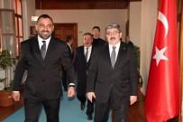 BAKAN YARDIMCISI - Bakan Yardımcısı Hamza Yerlikaya Bilecik'te