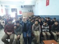 Balıkesir Müftüsü Topcan Balya'da Öğrencilerle Buluştu