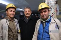 Başkan Akın Açıklaması 'Allah Kazasız Belasız Çalışmayı Nasip Etsin'