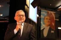 MİLLETVEKİLLİĞİ - Başkan Büyükkılıç TÜGVA'da