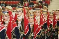Başkan Cahan'a Türkiye Halk Oyunları Federasyonu'ndan Teşekkür Plaketi