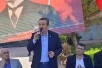 Başkan Çetin Açıklaması 'Türkiye'de En Yüksek Asgari Ücreti Veriyoruz'