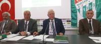 BURSASPOR - Bursaspor Divan Başkanlık Kurulu'ndan Birlik Ve Beraberlik Çağrısı