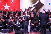 PAMUKKALE ÜNIVERSITESI - Büyükşehir'den 'Türk Sanat Müziği' Konseri