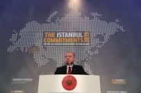 Cumhurbaşkanı Erdoğan: İnsanları siyaset malzemesi yapmak yanlıştır