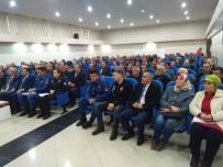 Daday'da Seçim Güvenliği Toplantısı Yapıldı