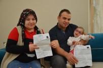 AKCİĞER HASTASI - Dördüz Bebek Sevincini Yaşayamadılar, Kalan İkizlerin Sağlığına Kavuşması İçin Çabalıyorlar