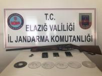 Elazığ'da Terör Operasyonu Açıklaması 1'İ HDP İlçe Başkanı 4  Gözaltı