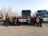 ULUDAĞ - Eskişehir'de Yaşayan Bilecikliler Derneği'nden Bursa Gezisi