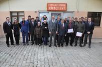 Gümüşhane'de Tıbbi Ve Aromatik Bitki Yetiştiriciliği Kursiyerleri Sertifikalarını Aldı