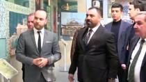 ŞEYH EDEBALI - Hamza Yerlikaya, Bilecik'te