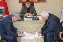 İMZA TÖRENİ - Hizmet-İş Sendikası, Emet Belediyesi İle Sözleşme İmzaladı