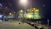 İSTANBUL BOĞAZI - İstanbul'da Yoğun Sis