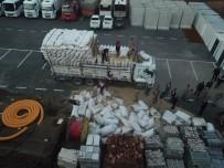 Kamyondan 176 Kilo Esrar Çıktı