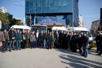TOPLU TAŞIMA - Karacabey'de Minibüsçüler Uzlaştı